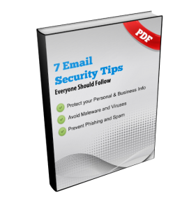 Email Security Tips Whitepaper