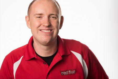 Joel Blease Red Five