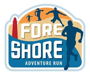 Fore Shore 5k logo
